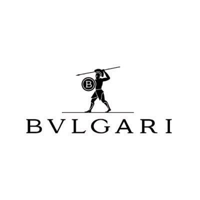 Custom bvlgari logo iron on transfers (Decal Sticker) No.100457
