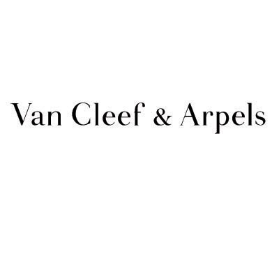 Custom Van Cleef & Arpels logo iron on transfers (Decal Sticker) No.100476