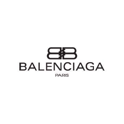 Custom balenciaga logo iron on transfers (Decal Sticker) No.100009