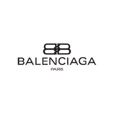 Custom balenciaga logo iron on transfers (Decal Sticker) No