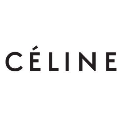 Custom celine logo iron on transfers (Decal Sticker) No.100016
