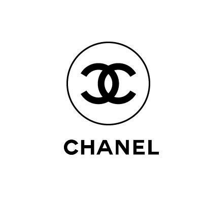 Custom chanel logo iron on transfers decal sticker no 100019