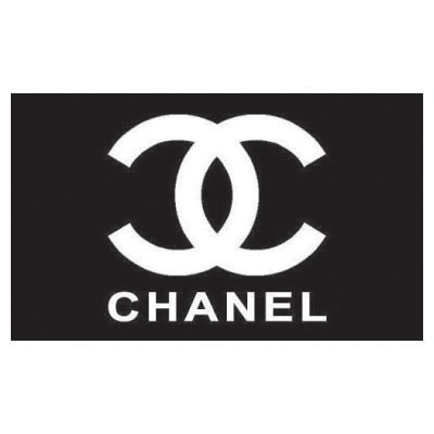 Custom chanel logo iron on transfers decal sticker no 100023