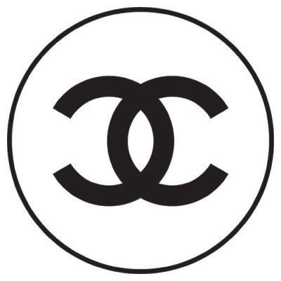 Custom chanel logo iron on transfers (Decal Sticker) No.100027