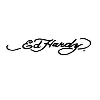 Custom ed hardy logo iron on transfers (Decal Sticker) No.100043