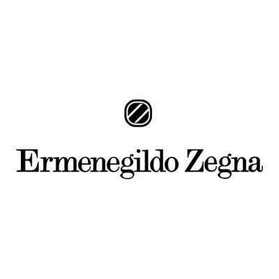Custom ermenegildo zegna logo iron on transfers (Decal Sticker) No.100046