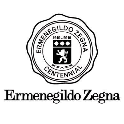 Custom ermenegildo zegna logo iron on transfers (Decal Sticker) No.100047