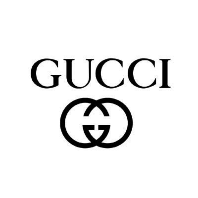 Custom gucci logo iron on transfers (Decal Sticker) No.100048