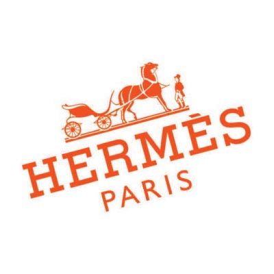 Custom hermes logo iron on transfers (Decal Sticker) No.100053