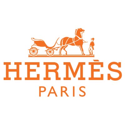 Custom hermes logo iron on transfers (Decal Sticker) No.100054