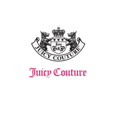 Custom Juicy Couture logo iron on transfers (Decal Sticker) No.100059