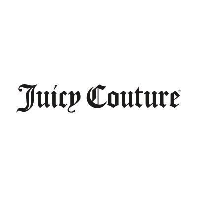 Custom Juicy Couture logo iron on transfers (Decal Sticker) No.100060
