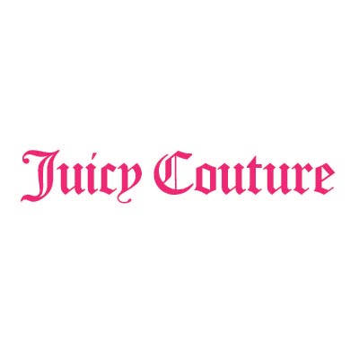 Custom Juicy Couture logo iron on transfers (Decal Sticker) No.100061