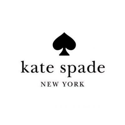 Custom kate spade logo iron on transfers (Decal Sticker) No.100066