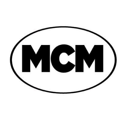 Custom mcm worldwide logo iron on transfers (Decal Sticker) No.100088