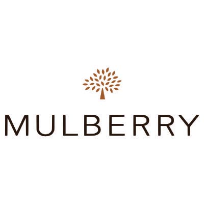 Custom mulberry logo iron on transfers (Decal Sticker) No.100098
