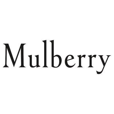 Custom mulberry logo iron on transfers (Decal Sticker) No.100100