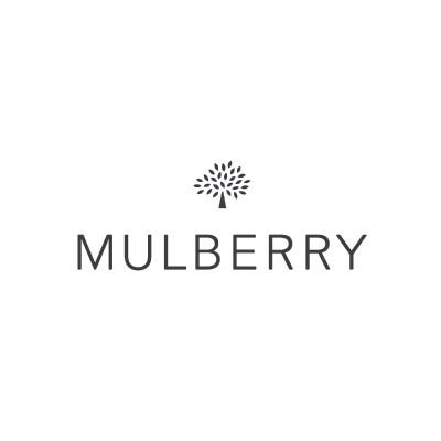 Custom mulberry logo iron on transfers (Decal Sticker) No.100101