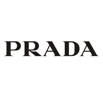 Custom prada logo iron on transfers (Decal Sticker) No.100103
