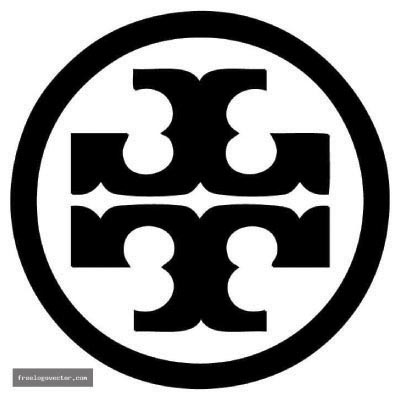 Custom tory burch logo iron on transfers (Decal Sticker) No.100109