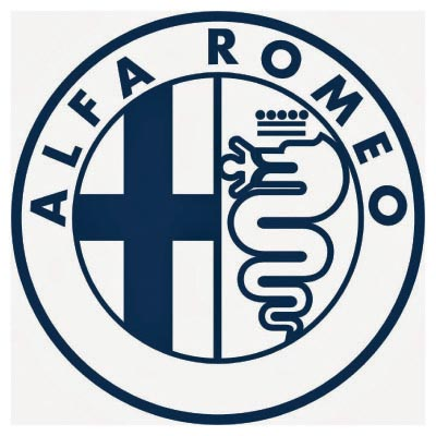 Custom alfa romeo logo iron on transfers (Decal Sticker) No.100117