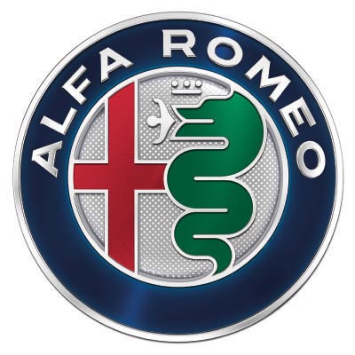 Custom alfa romeo logo iron on transfers (Decal Sticker) No.100122