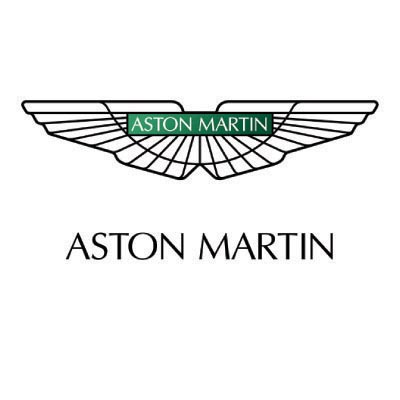 Custom aston martin logo iron on transfers (Decal Sticker) No.100124