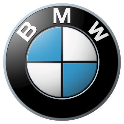 Custom bmw logo iron on transfers (Decal Sticker) No.100130