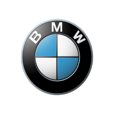 Custom bmw logo iron on transfers (Decal Sticker) No.100133