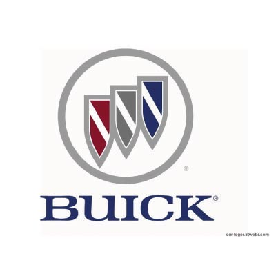 Custom buick logo iron on transfers (Decal Sticker) No.100143