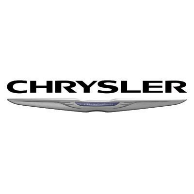 Custom chrysler logo iron on transfers (Decal Sticker) No.100157