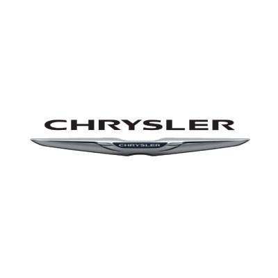 Custom chrysler logo iron on transfers (Decal Sticker) No.100158