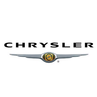 Custom chrysler logo iron on transfers (Decal Sticker) No.100160