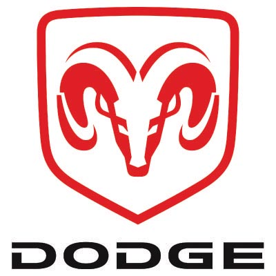 Custom dodge logo iron on transfers (Decal Sticker) No.100166