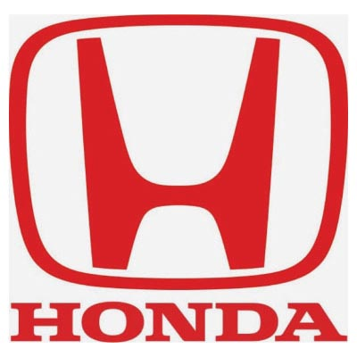 Custom honda logo iron on transfers (Decal Sticker) No.100176