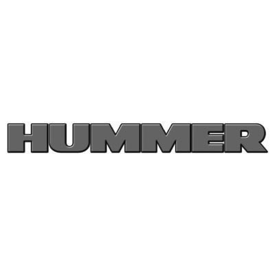 Custom hummer logo iron on transfers (Decal Sticker) No.100181