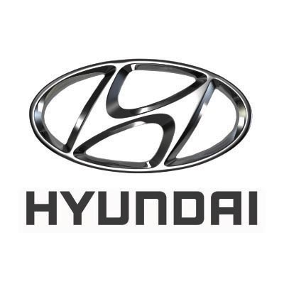 Custom hyundai logo iron on transfers (Decal Sticker) No.100185