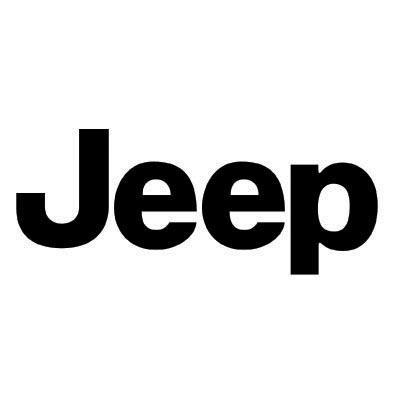Custom jeep logo iron on transfers (Decal Sticker) No.100192