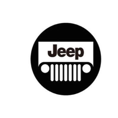 Custom jeep logo iron on transfers (Decal Sticker) No.100196