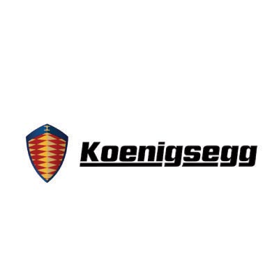 Custom koenigsegg logo iron on transfers (Decal Sticker) No.100199