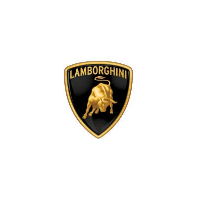 Custom lamborghini logo iron on transfers (Decal Sticker) No.100208