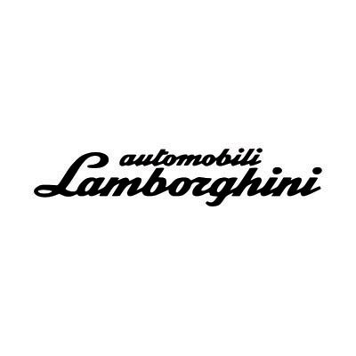 Custom lamborghini logo iron on transfers (Decal Sticker) No.100209