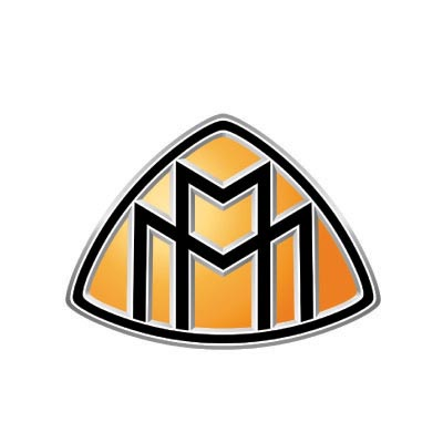 Custom maybach logo iron on transfers (Decal Sticker) No.100221
