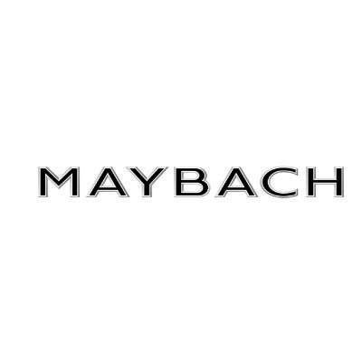 Custom maybach logo iron on transfers (Decal Sticker) No.100222