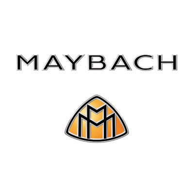 Custom maybach logo iron on transfers (Decal Sticker) No.100223