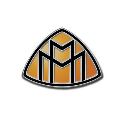 Custom maybach logo iron on transfers (Decal Sticker) No.100225