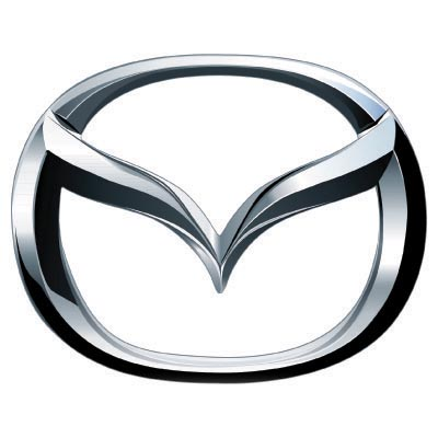 Custom mazda logo iron on transfers (Decal Sticker) No.100226