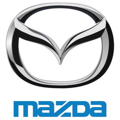 Custom mazda logo iron on transfers (Decal Sticker) No.100228