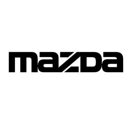 Custom mazda logo iron on transfers (Decal Sticker) No.100229