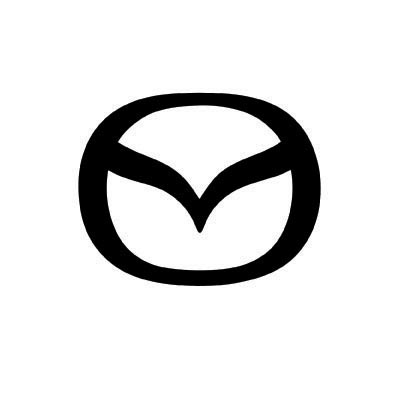 Custom mazda logo iron on transfers (Decal Sticker) No.100230